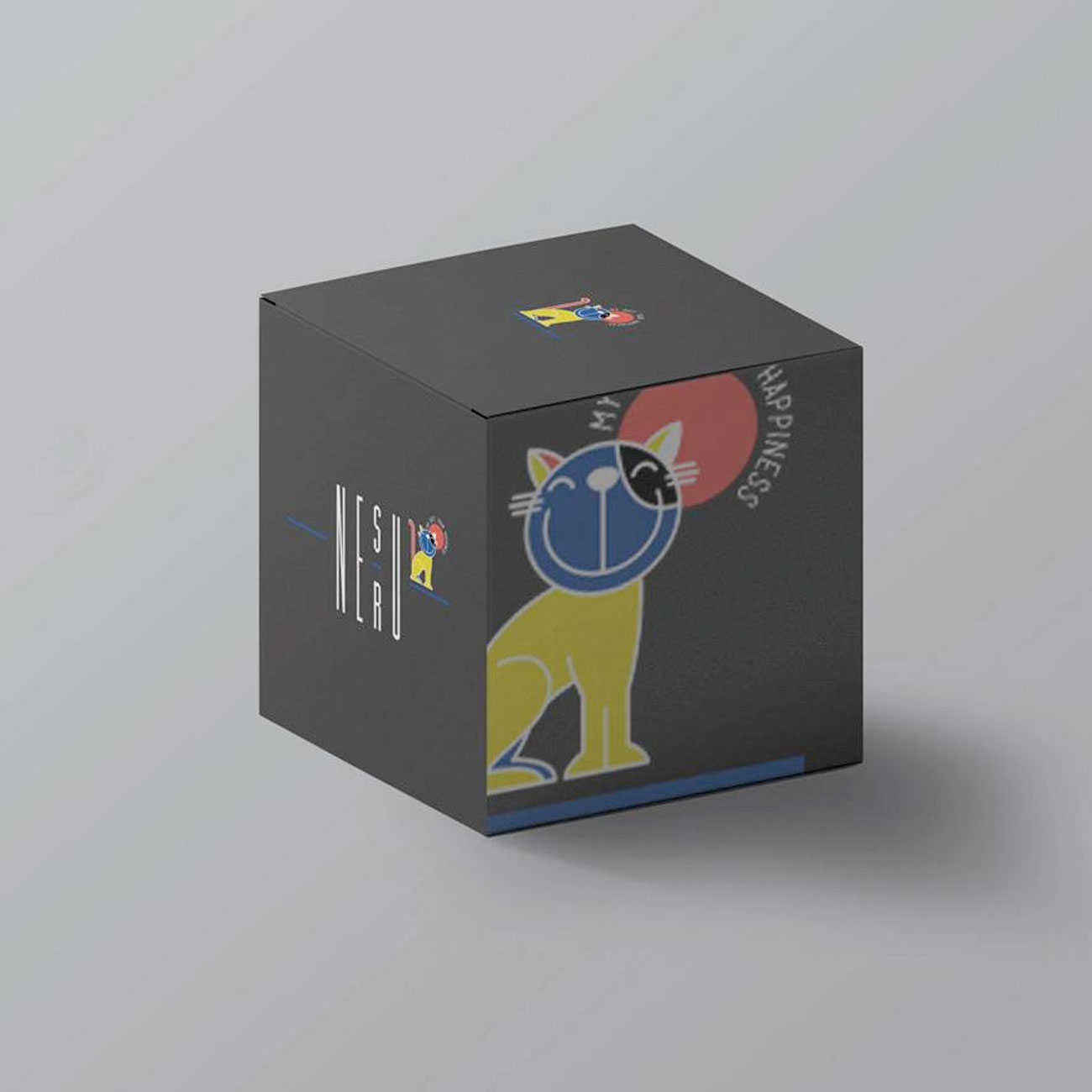 Logo Design Packaging e -shop